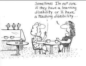 TeachingDisability