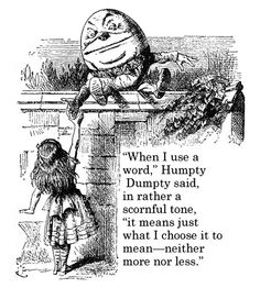 humptydumpty with quote